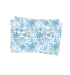 Spring In Blue Placemat by Maria Cielo
