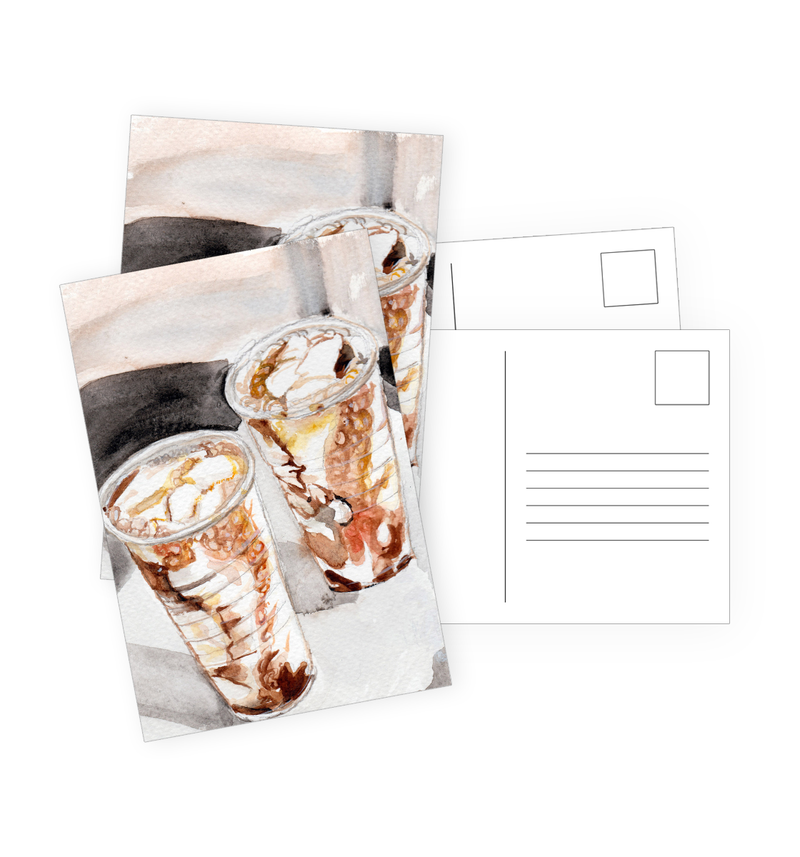 Taho Postcards by Spatialchild