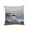 Sea Storm Throw Pillow by Ava Bernabe