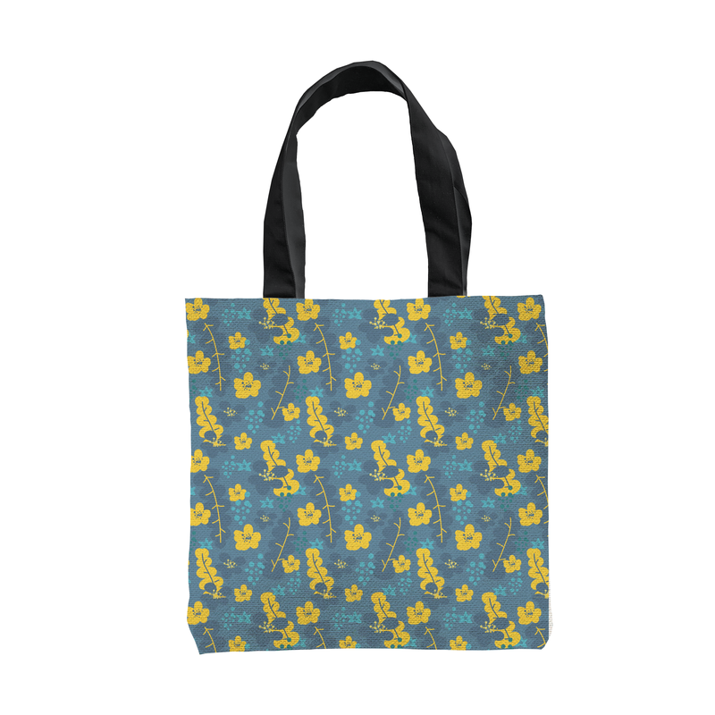 Morning Calm Tote Bag by Maria Cielo