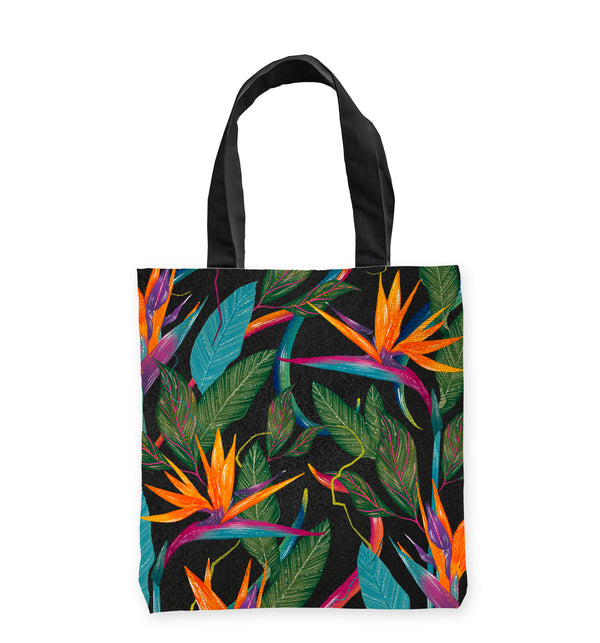 Tropical Paradise Tote Bag by Tin Bejar