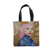 Wealthy Scar Tote bag by Janina Saprid