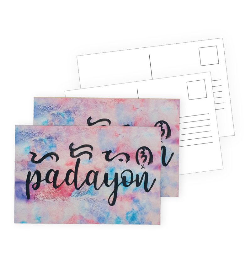 Padayon Postcards by Tuldokkuwit
