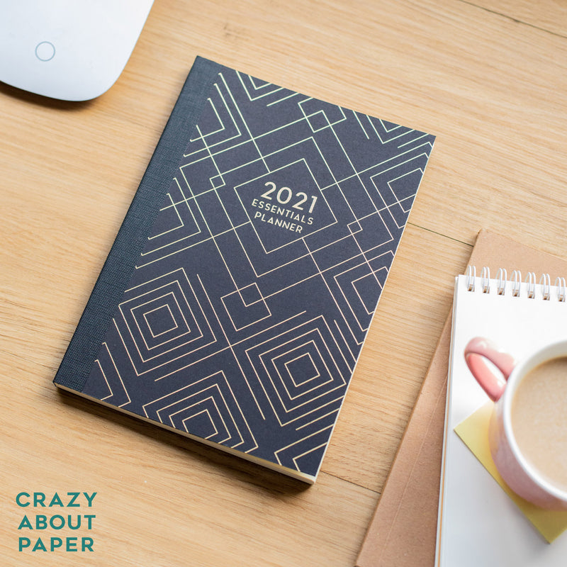 2021 Essentials Planner - Pattern