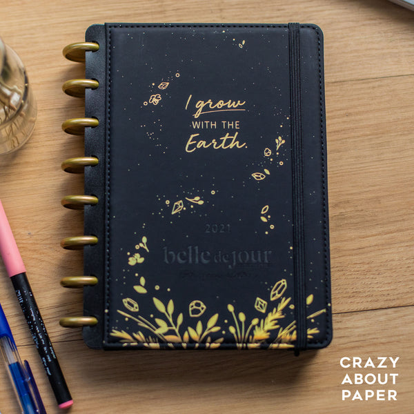 2021 Belle de Jour Power Planner - Disc Bound
