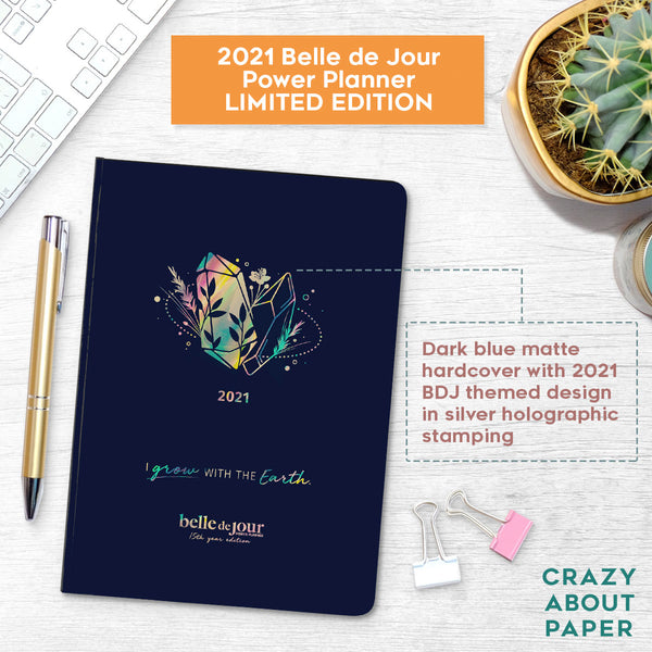2021 Belle de Jour Power Planner - Limited Edition