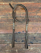 Load image into Gallery viewer, Bosal Hanger Chap Leather with Rawhide Accents