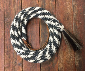 "Mohair/Alpaca Mecate 1/2"" 6 Strand BW-601 SALE!"