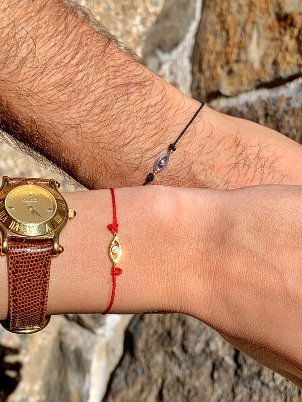 HIS & HERS PROTECTION BRACELETS