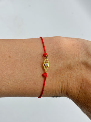 RED PROTECTION BRACELET