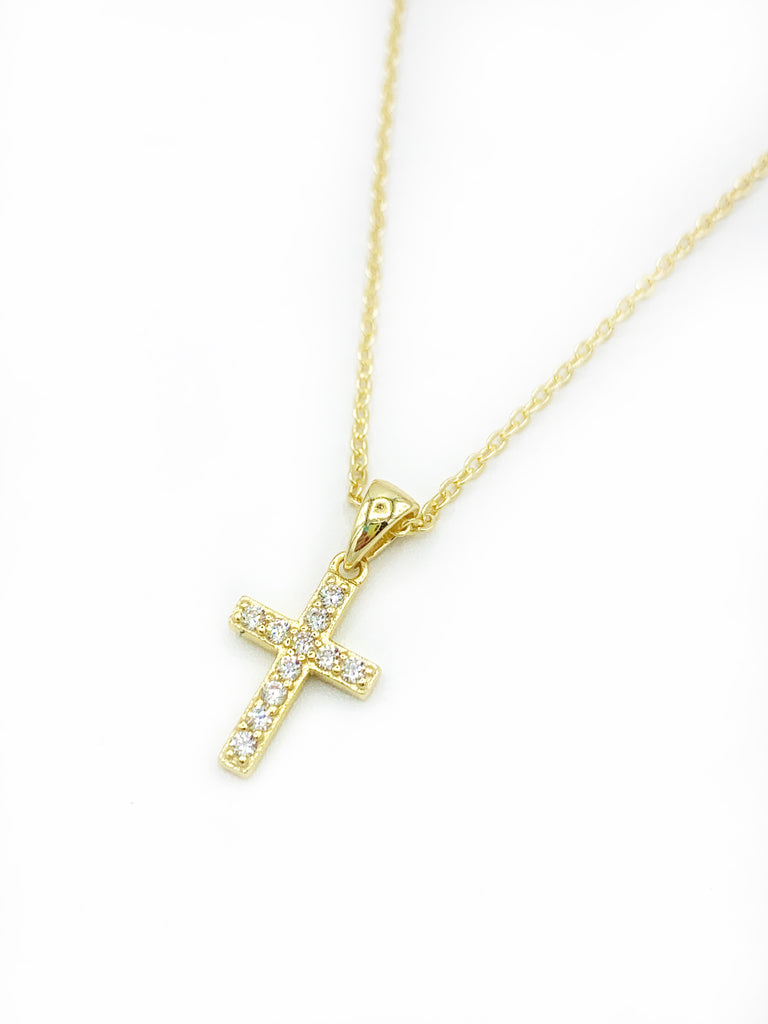 MINI CROSS CHOKER