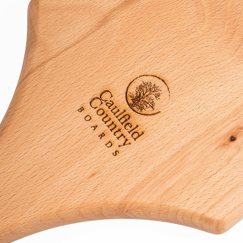Cheese Paddle Beech Large