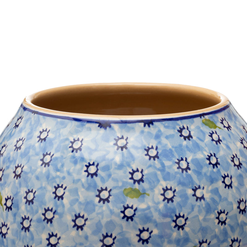Cookie Jar - Lawn Light Blue