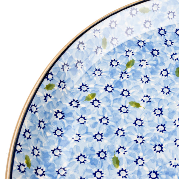 Presentation Platter - Lawn Light Blue