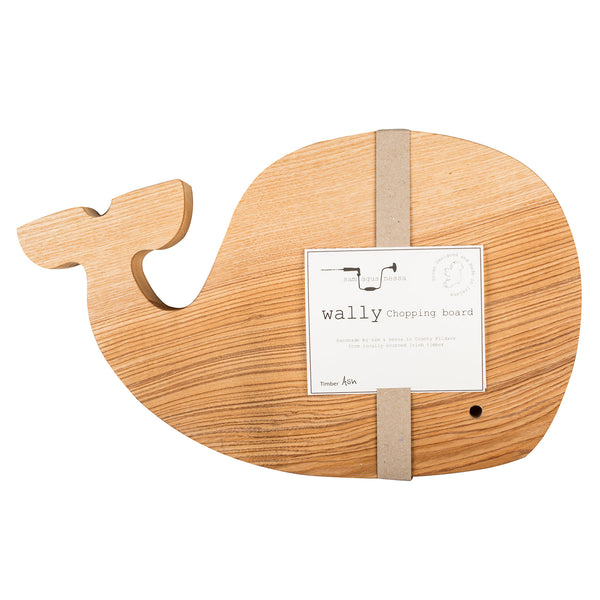 Wally the Whale Chopping Board