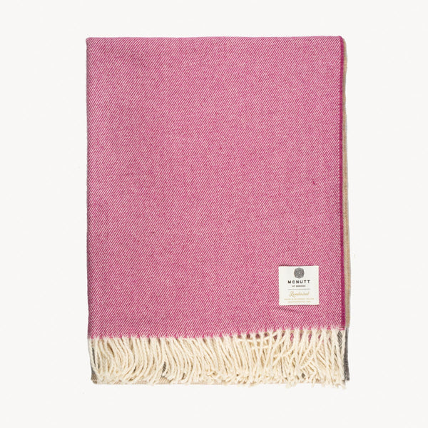 Madrid Supersoft Lambswool Throw
