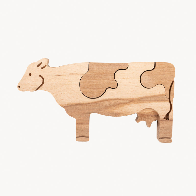 Wooden Cow
