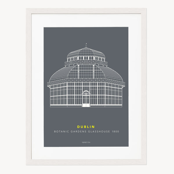 Botanic Gardens Glasshouse - Grey