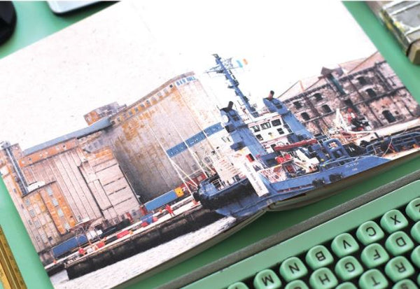 Port of Cork A5 Notebook