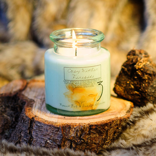 Cosy Winter Fireside - Classic Collection