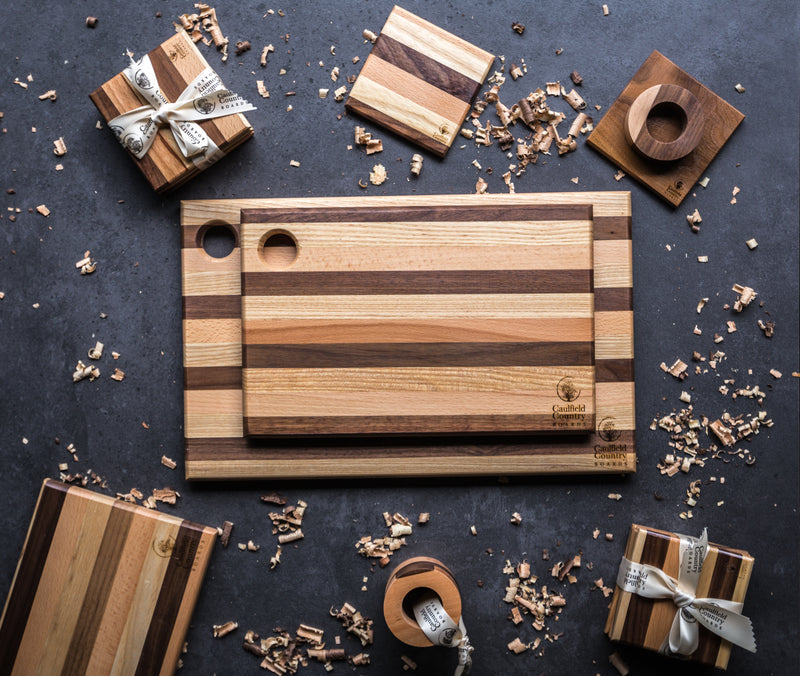 Small Walnut Makers Collection Board