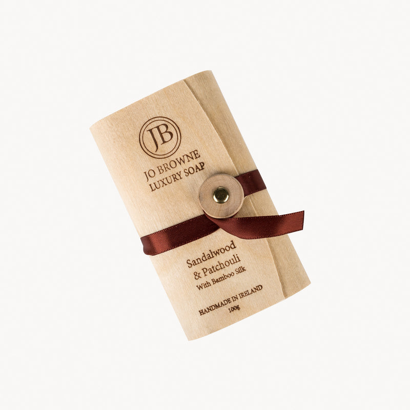 Luxury Soap Sandalwood & Earthy Patchoulli