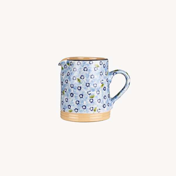 Small Cylinder Jug - Lawn Light Blue