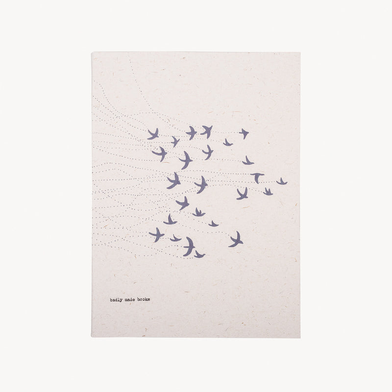 Flight Paths A5 by Lily Corcoran