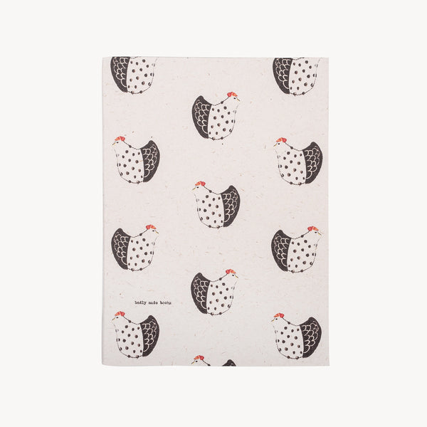 Brookwood Hens A5 Notebook