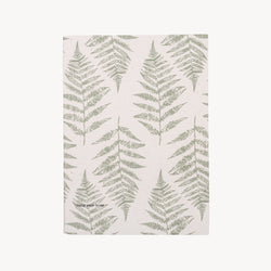 Lace Fern A5 by Lily Corcoran