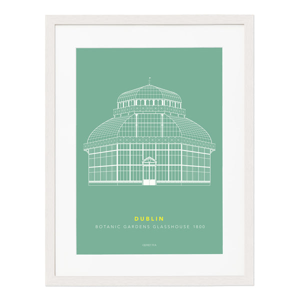 BOTANIC GARDENS GLASSHOUSE - Green