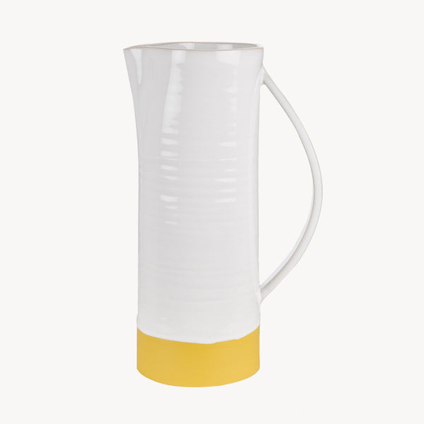 Large Jug - Yellow