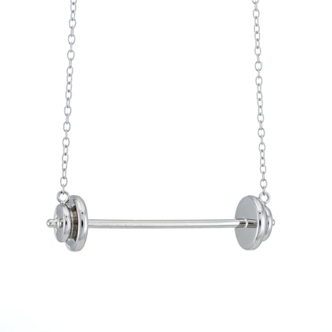 "Collanina ""Set Up And Go"" in argento sterling"