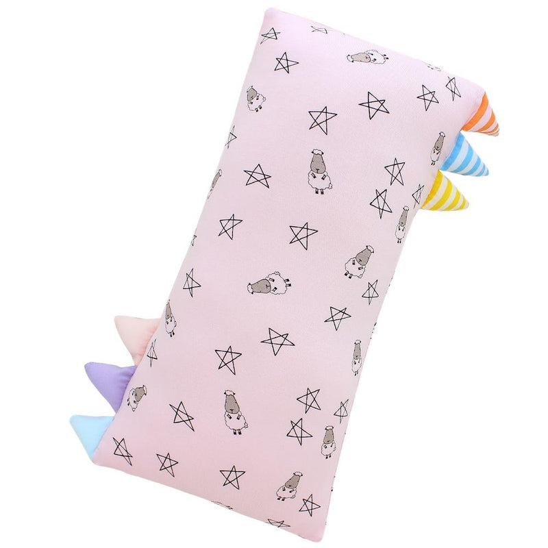 Bed-Time Buddy™ Small Star & Sheepz Pink with Color & Stripe tag - Medium