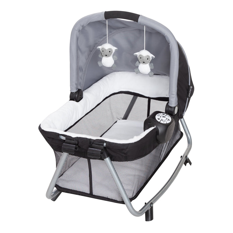 BabyTrend Simply Smart Retreat Nursery Center - Whisper Grey