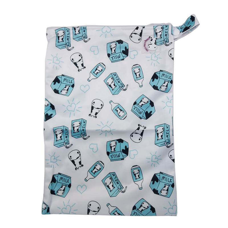 Wet Bag Medium - Milk Milk