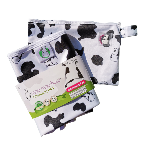 Changing Pad Travel Size Moo Moo