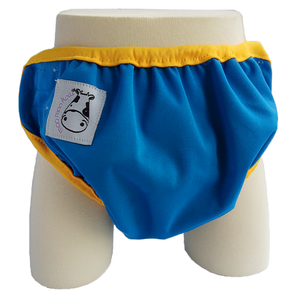 One Size Swim Diaper Royal Blue