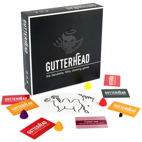 gutterhead (UK) - quad