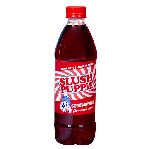Slush Puppie Syrup - Red Cherry  500ml - Pre Order