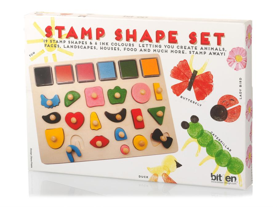 Stamp Shape Set