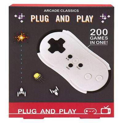 Plug and Play Arcade Game