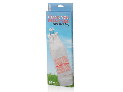 Thank You Wine Cool Bag