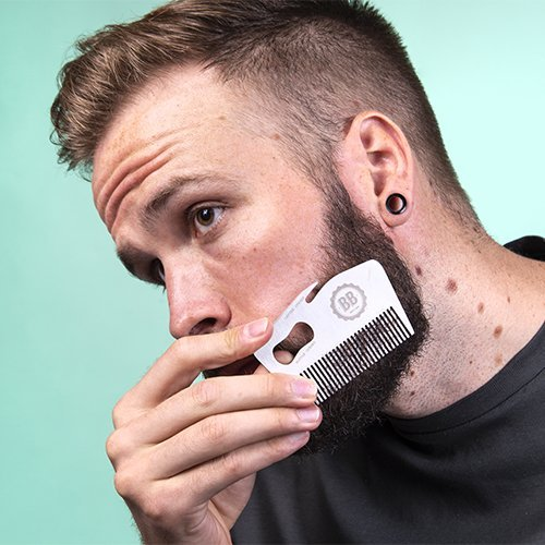 Beard Buddy Multi-Tool