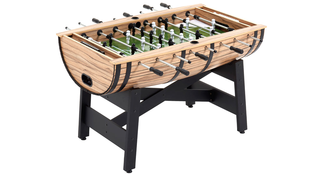 Barrel Table Football Game