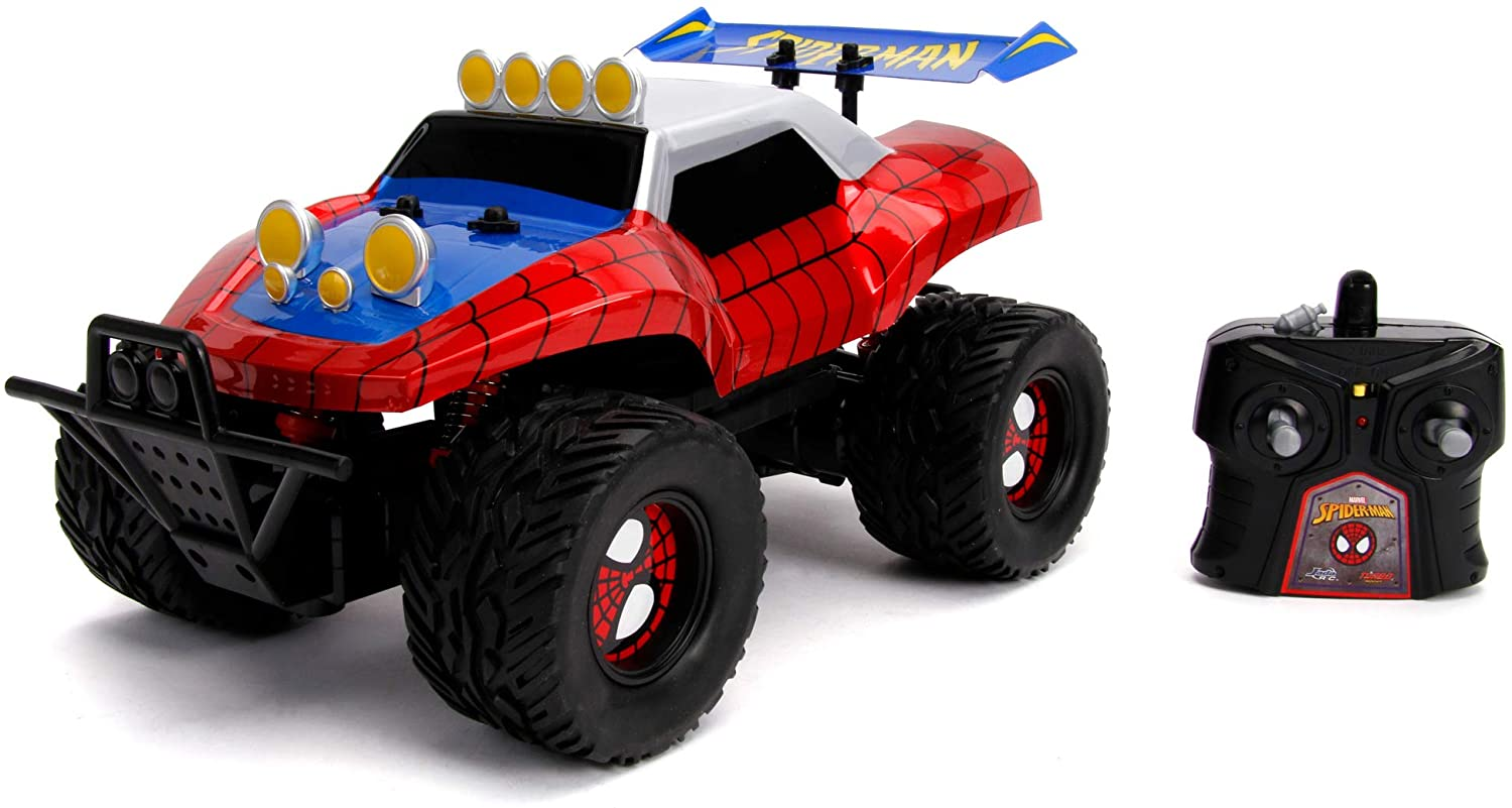 Marvel RC Spiderman Spiderman Buggy 1:14