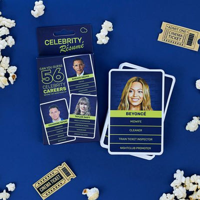 Celebrity Resume - US Edition