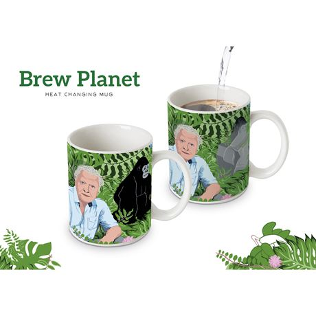 Brew Plant - Jungle Mug