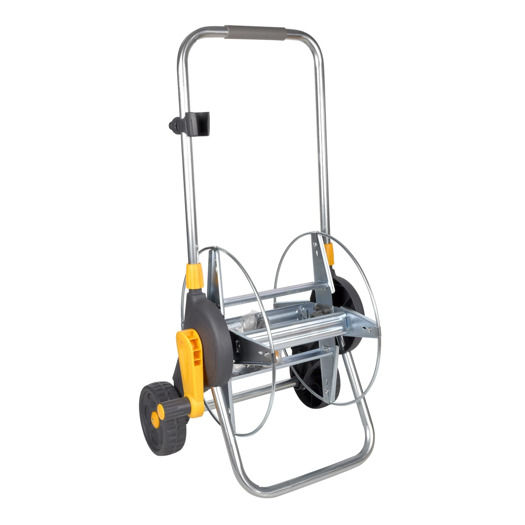 Hozelock  60m Assembled Metal Hose Cart (empty)