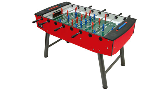 Fun Table Football Game (Red)
